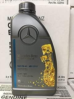 229.5 mercedes oil