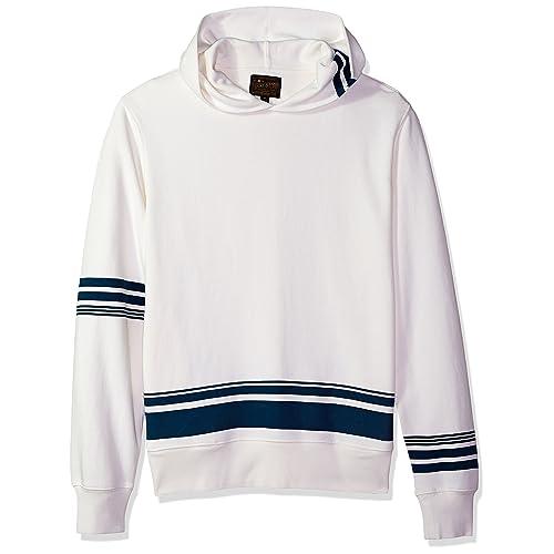 0ff37440 Lucky Brand Men's Seaside Hooded Pullover Sweatshirt