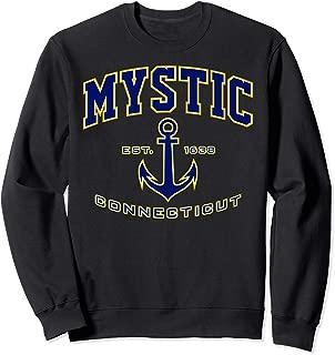 Mystic CT Sweatshirt for Women & Men