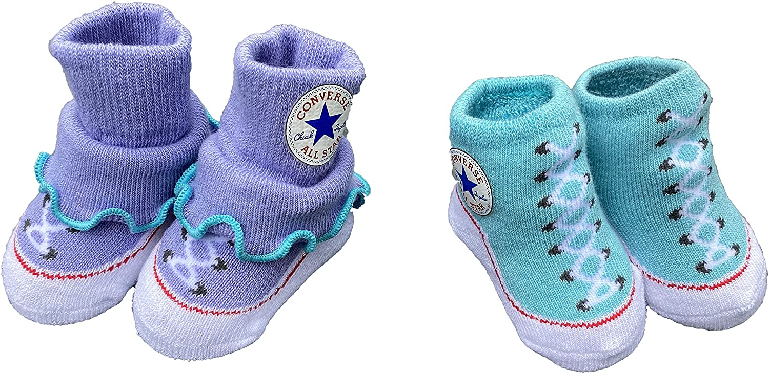 Converse Recommended Baby`s Frilly Chucks Socks Al sold out. Bootie 2 Pack