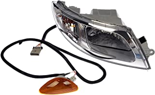 Dorman 888-5105 Passenger Side Headlight Assembly for Select IC / IC Corporation / International Models