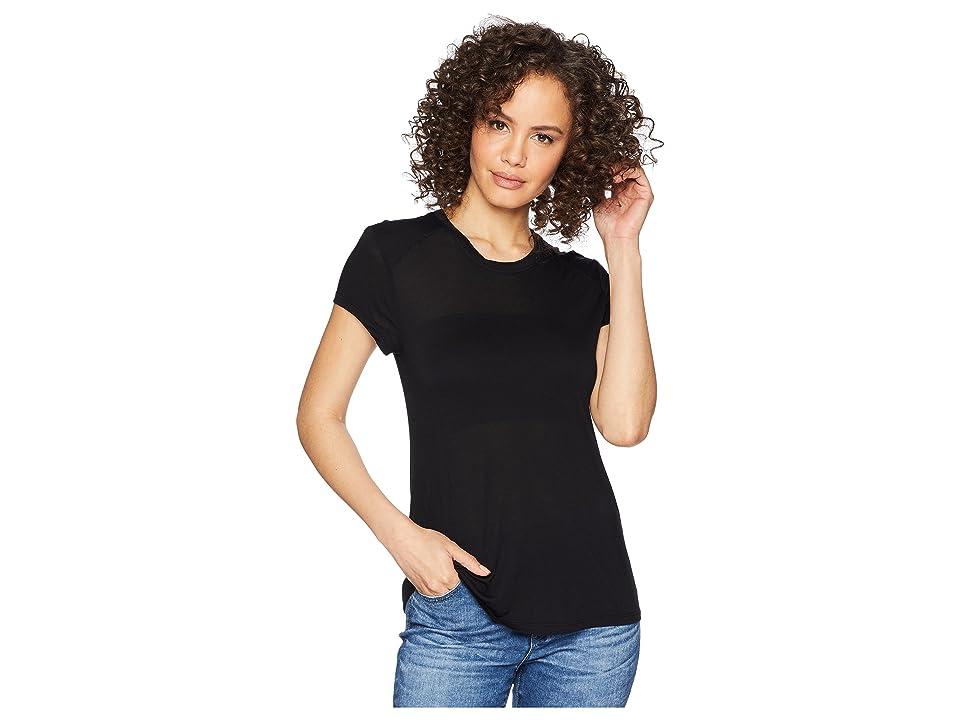 LAmade Milla Tee (Black) Women's T Shirt