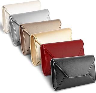 Anladia Abendtasche Umschlag Tasche Umhängetasche Envelope Clutch