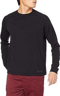 [シースリーフィット] リカバリーウェア リポーズ ロングスリーブTシャツ メンズ 光電子 遠赤外線 保温