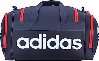 adidas Originals Unisex Santiago Duffel Bag, Collegiate Navy/Scarlet/White, ONE SIZE