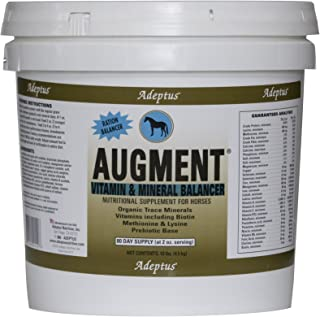 Adeptus Nutrition Augment Multi-Mineral and Vitamin EQ Joint Supplements, 10 lb./10 x 10 x 10