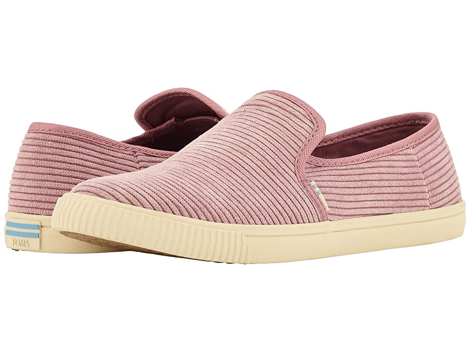 TOMS Clemente (Light Mauve Corduroy) Women