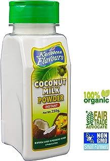 Premium Caribbean Instant Coconut Milk Powder - Organic - Non GMO