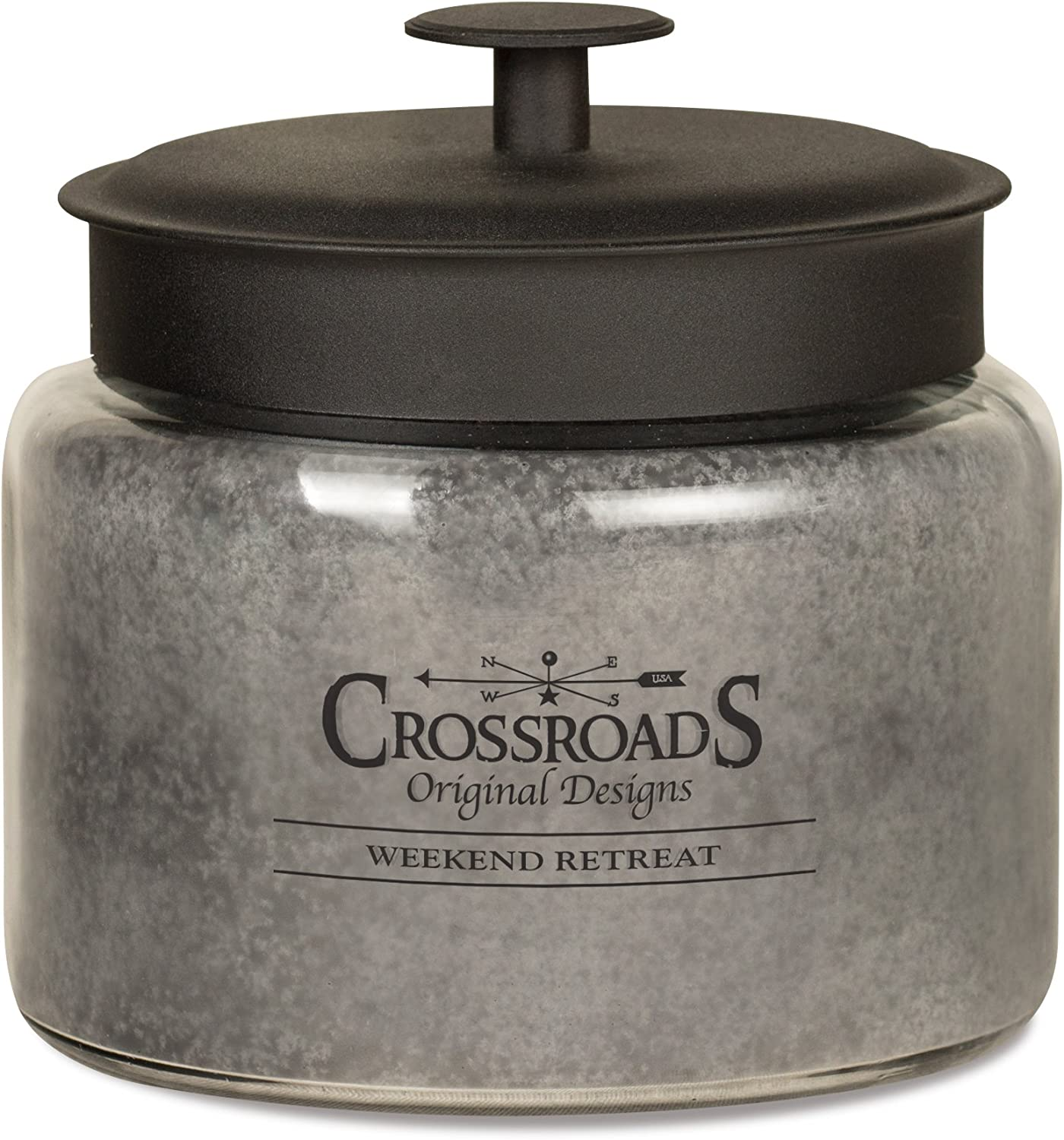 At the price Max 52% OFF of surprise Crossroads Weekend Retreat Scented 4-Wick 64 Candle Ounce