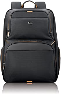 Solo 17.3 Inch Laptop Backpack, Black