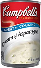 Campbell's Condensed Cream Of Asparagus Soup, 10.5 Oz. Can (Pack Of 12)