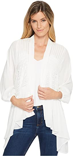 Miss Me Sheer Long Sleeve Cardigan
