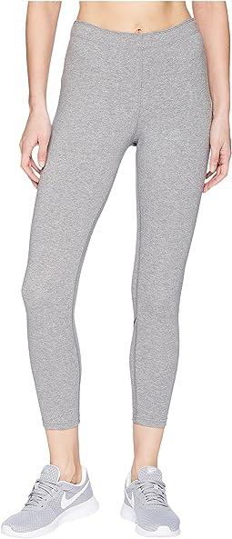 Sportswear Leg-A-See Logo Crop