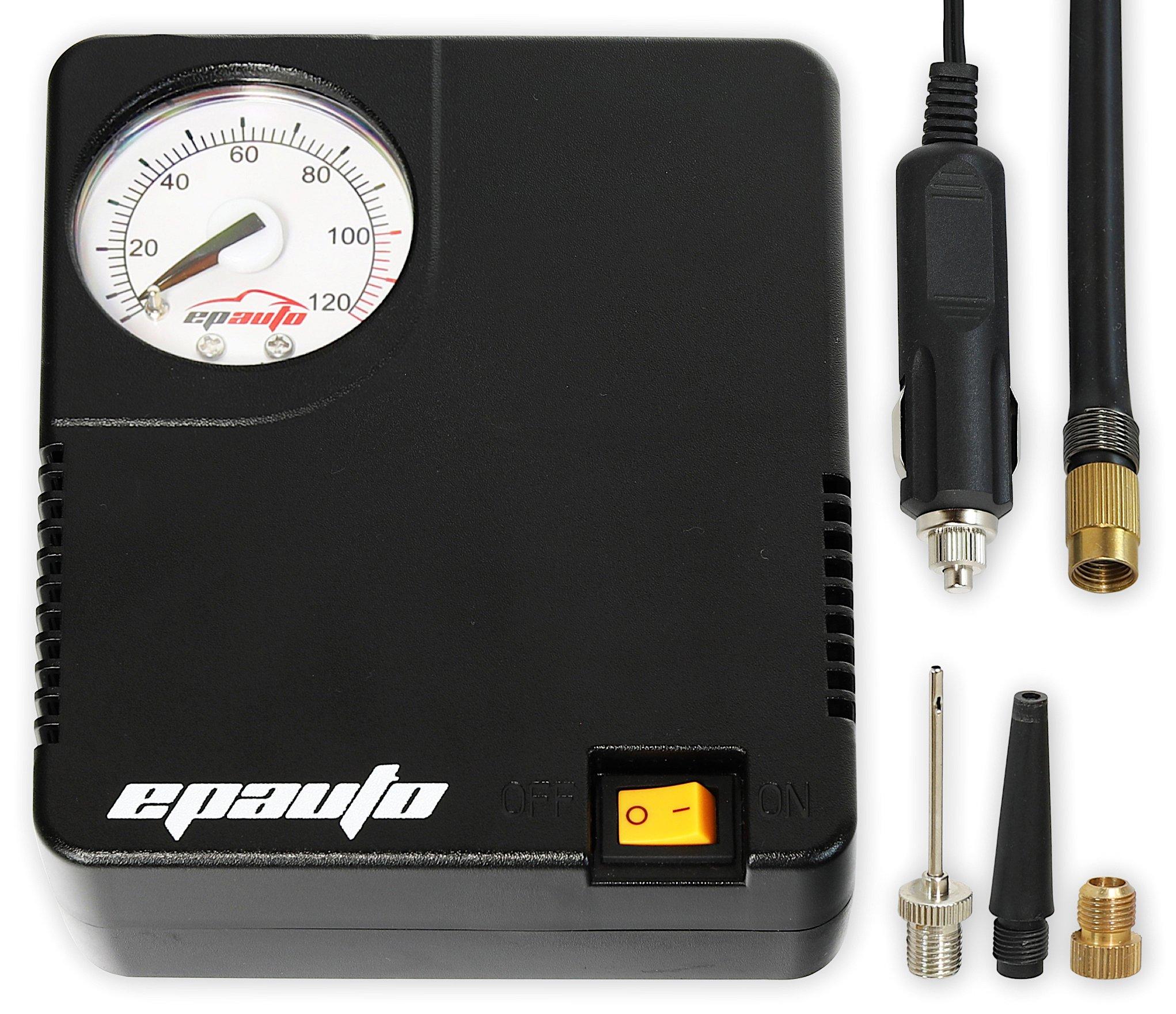 EPAuto Portable Compressor Inflator Compact