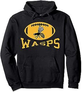 wasps rugby hoodie