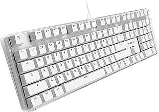 Macally Backlit Mechanical Keyboard for Mac - for Apple Mac