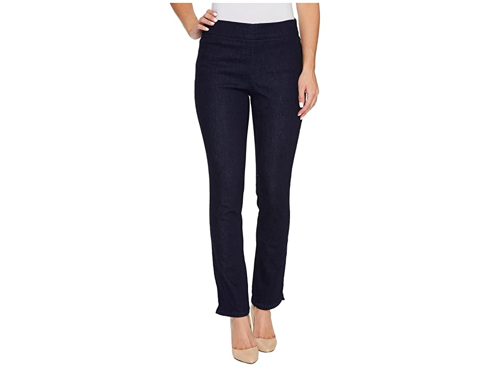 NYDJ - NYDJ Alina Pull-On Ankle Jeans in Rinse