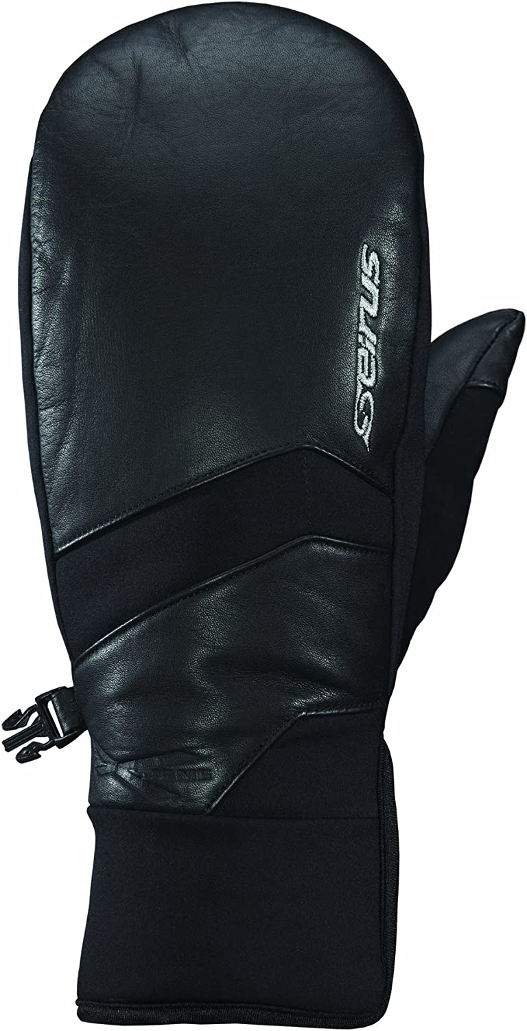 Seirus Innovation 1440 Womens Ladies Xtreme All Weather Edge Formfit Waterproof Leather Mitt Mittens