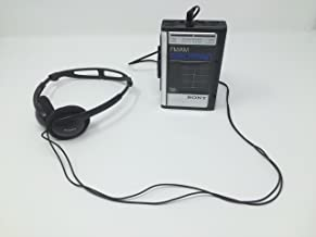 Sony Walkman Cassette Player & FM/AM Radio - WM-F41