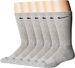 Everyday Plus Cushion Crew Socks 6-Pair Pack