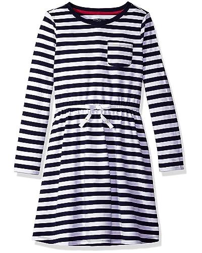 3a4371791cb7 Navy Shirt Dress: Amazon.com