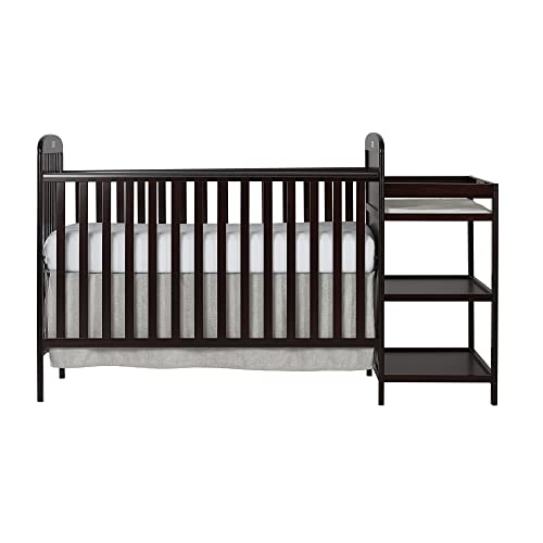 Baby Crib With Changing Table Amazoncom