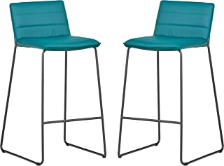 aqua bar stools