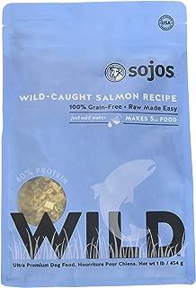 SOJOS Freeze Dried Raw Wild Caught Salmon