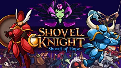 Shovel Knight: Shovel of Hope - Switch [Digital Code]