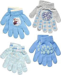 دستکش یا دستکش 4 تکه دیزنی Frozen Girls (کودک نوپا / دختران کوچک)