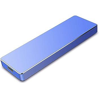 Wsgoo Disco Duro Externo 2tb USB 3.1 Disco Duro Externo para Mac ...