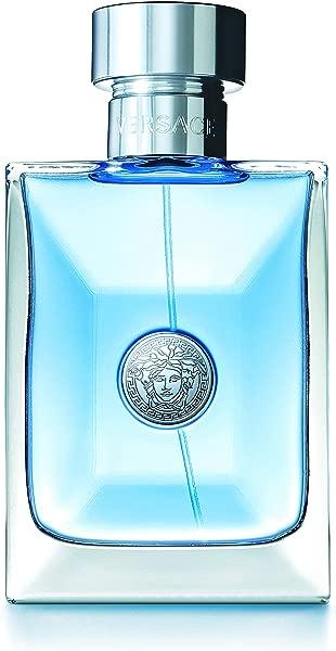 Versace Pour Homme Eau De Toilette Natural Spray 3 4 Fl Oz