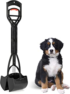 Dogit Jawz Waste Scoop, Dog Pooper Scooper for Easy Pavement Pickup