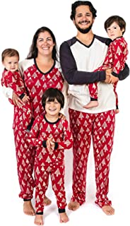Family Jammies, Holiday Matching Pajamas, 100% Organic Cotton PJs