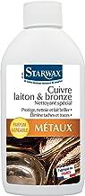 StarwaxLimpiador para cobre, latón y bronce, 250 ml