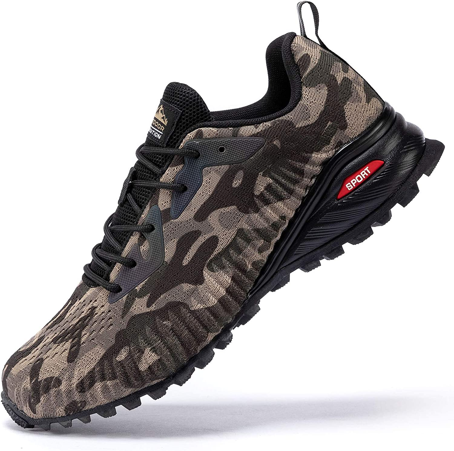 Kricely Men's Trail Running Shoes for Limited price Fashion Me Award Sneakers Casual