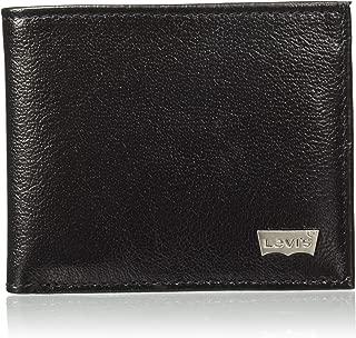 Levi's Black Men's Wallet (37541-0211)