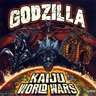 Toy Vault Godzilla Kaiju Wars Board Game