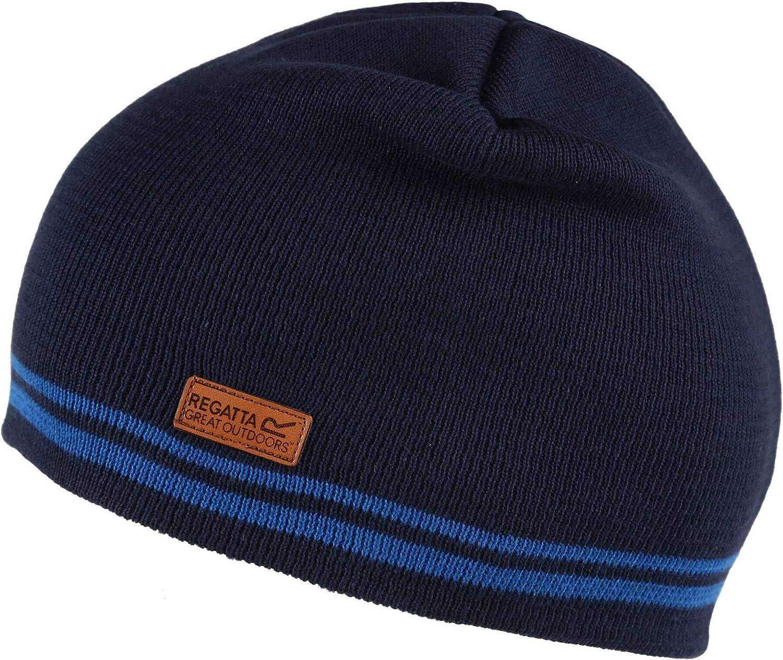 Regatta Men's Tarka Beanie Cotton Knit Mens Headwear Headwear:  Amazon.co.uk: Sports & Outdoors