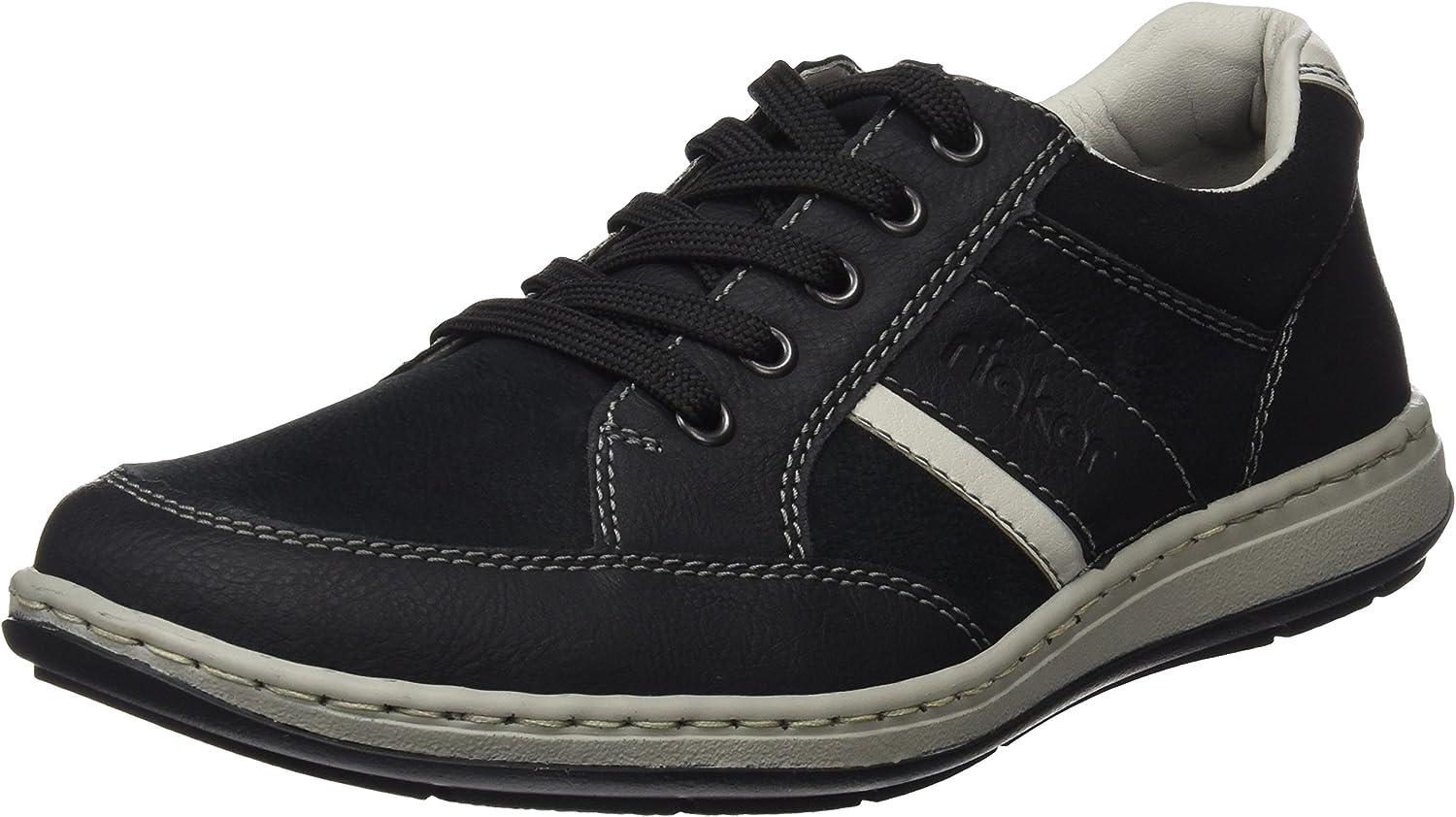 Rieker Men's 17312 Low-Top Sneakers