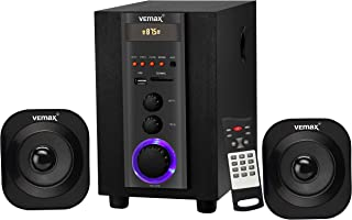 Vemax Edge 2.1 Bluetooth Home Theater System
