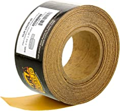 Dura-Gold - Premium - 220 Grit Gold - Longboard Continuous Roll 20 Yards long by 2-3/4