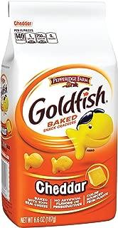 Pepperidge Farm, Goldfish Crackers, Cheddar, 6.6 Ounce