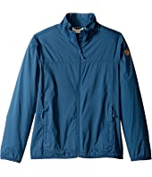 Fjällräven Kids - Abisko Windbreaker Jacket (Little Kids/Big Kids)