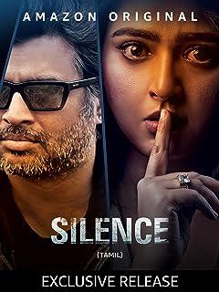 Silence (Tamil) (4K UHD)