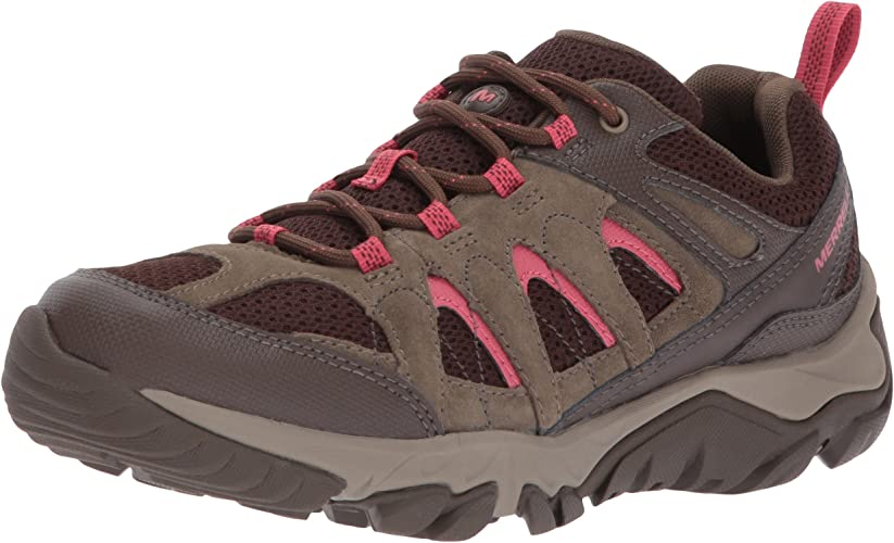 Merrell Hommes's Outmost Vent Hiking démarrage, Canteen, 10.0 M US