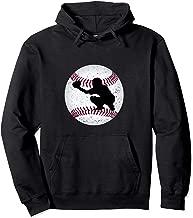 Baseball Catcher Pullover Hoodie
