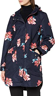 Joules Loxley Print Abrigo impermeable para Mujer
