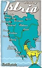 Best of Istria: 25 Amazing Trips through Croatia's Tuscany