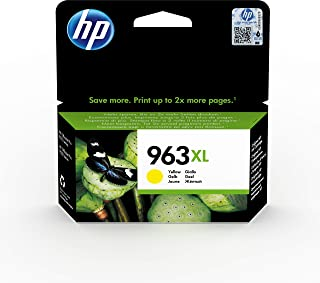HP 963XL High Yield Ink Cartridge - Yellow